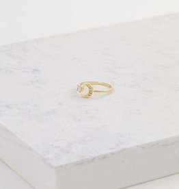 Moonlit Ring - Gold