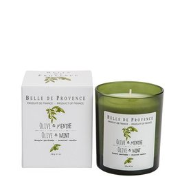 Olive and Mint Candle 190g