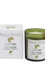 Candle, Olive Rosemary, 190 g