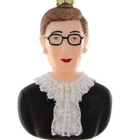Ruth Bader Ginsburg 1 Ornament