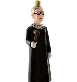 Ruth Bader Ginsburg 2 Ornament