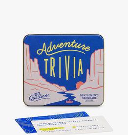 Trivia, Adventure