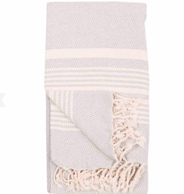 Slate Hasir Turkish Towel