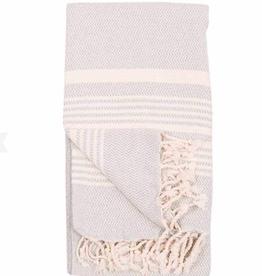 Towel Turkish, Hasir, Slate