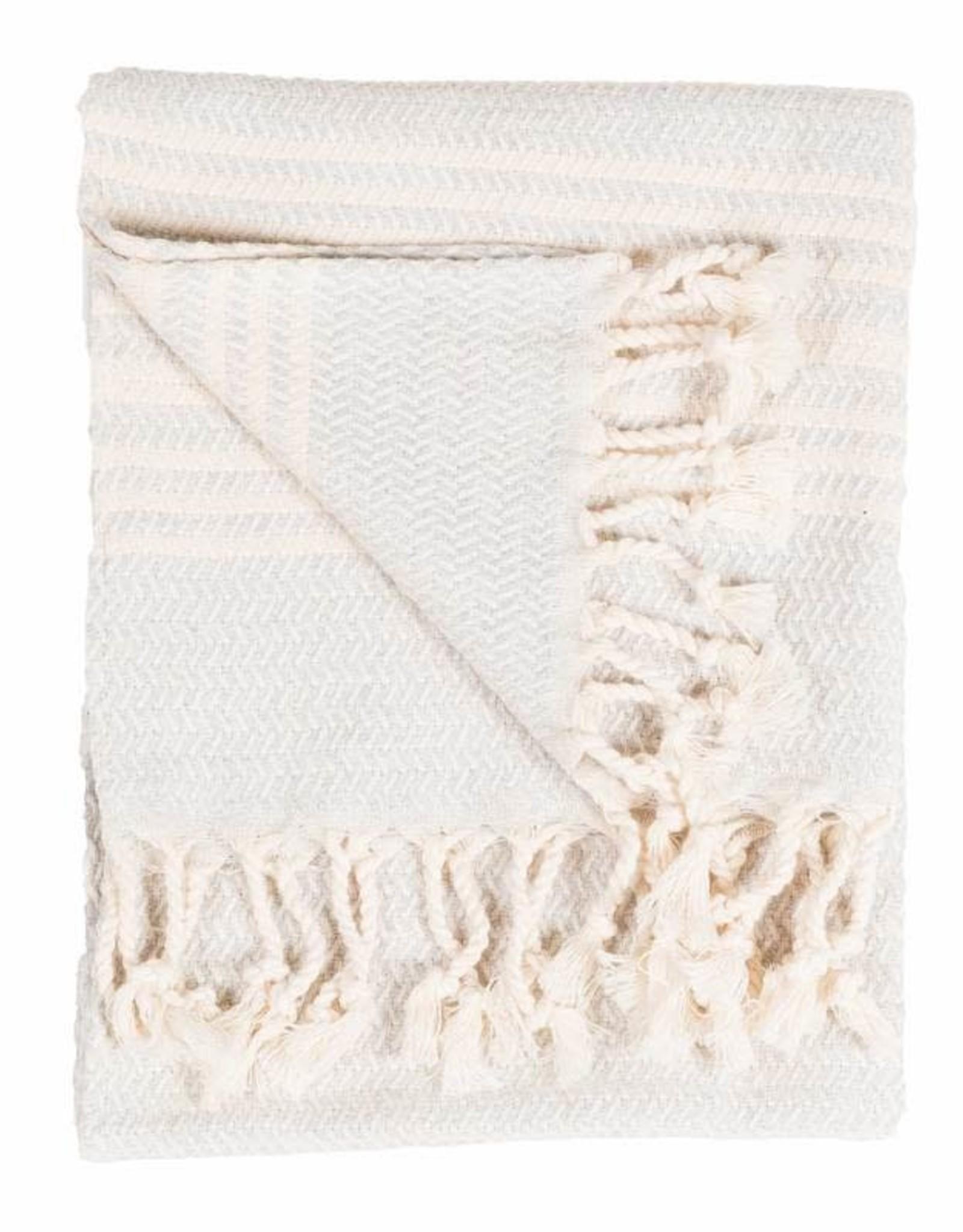 Mist Hasir Turkish Hand Towel