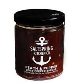 Peach & Pepper Spicy Spread