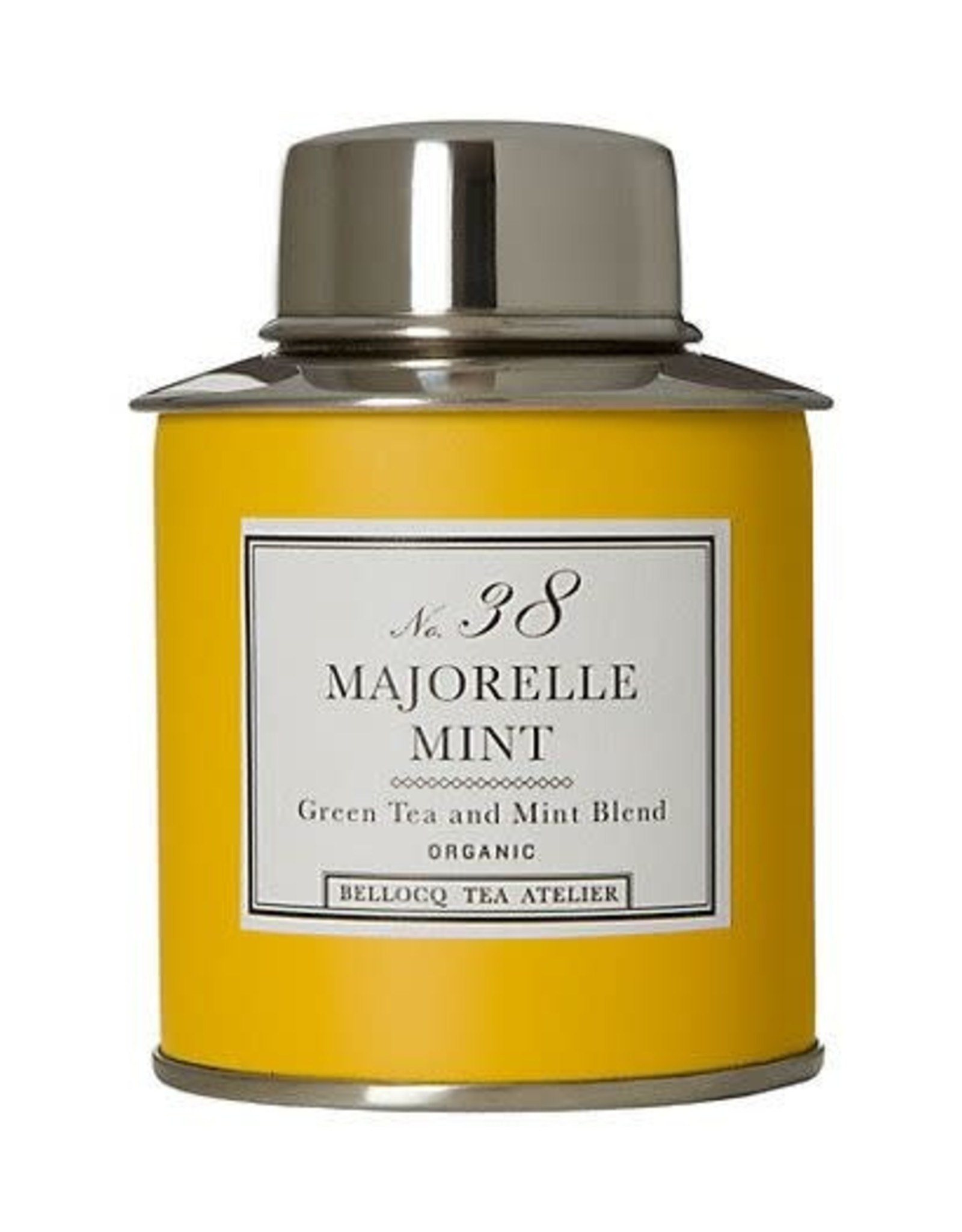 Tea, Traveler Caddy Yellow No.38. Majorelle Mint