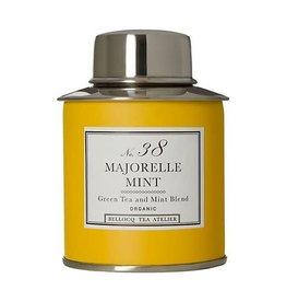 No.38 Majorelle Mint Tea Yellow Traveler Caddy 86g