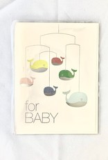 Baby Whales Card