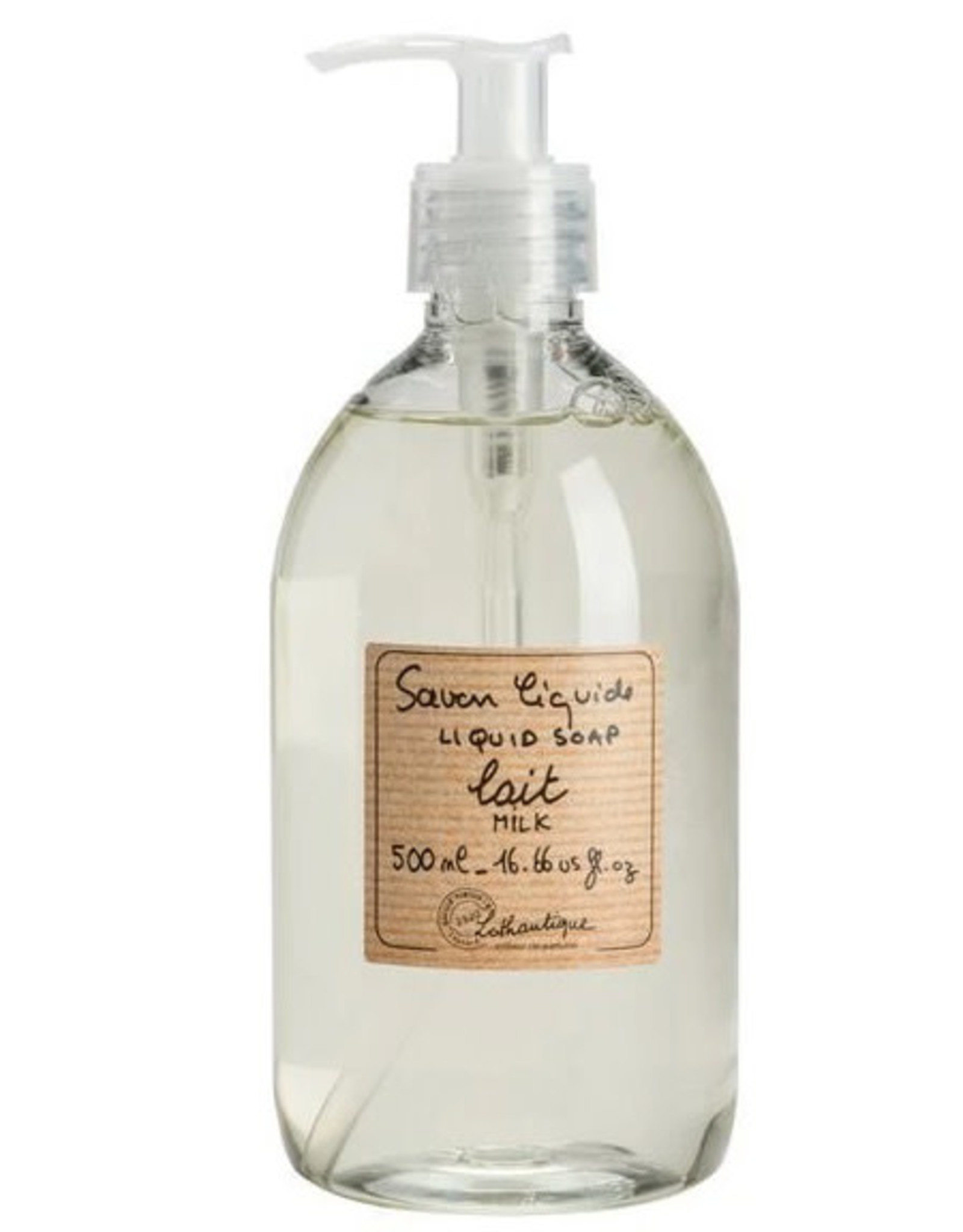 Milk Liquid Soap