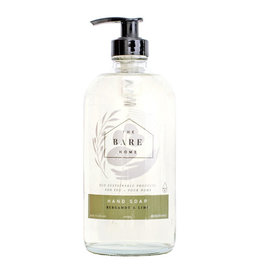 500ml Bergamot & Lime Hand Soap