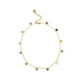 Gold Plated Brass Choker