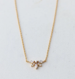 Harlowe Necklace - Gold