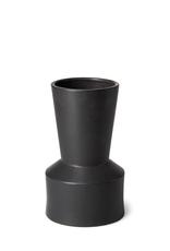 Black Laforge I Vase