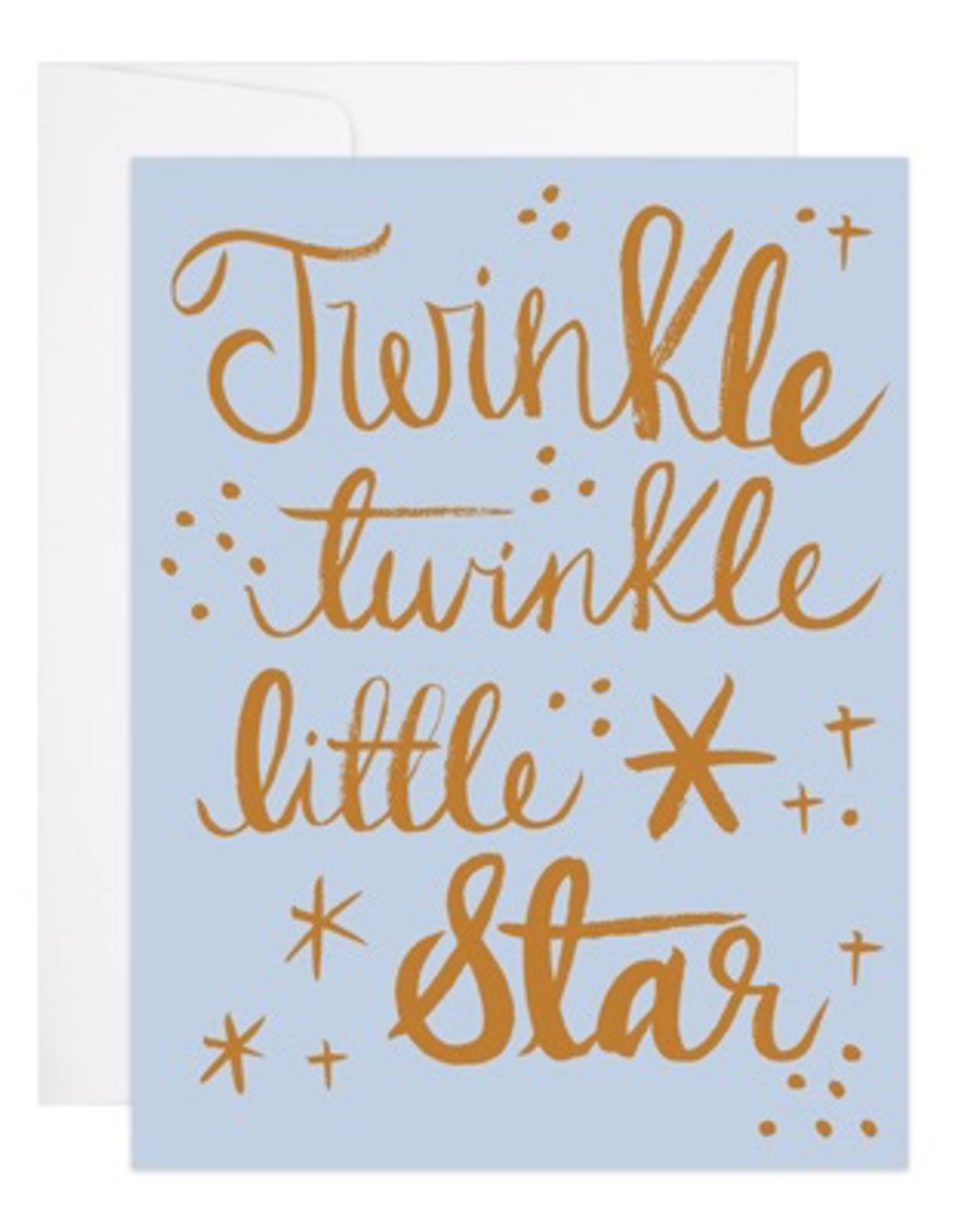 Littlest Star Card
