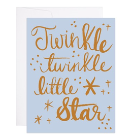 Littlest Star Card