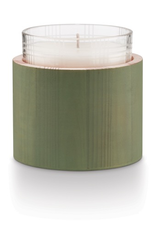 Juniper Moss Candle in Wood - Reg $35 - Now $17