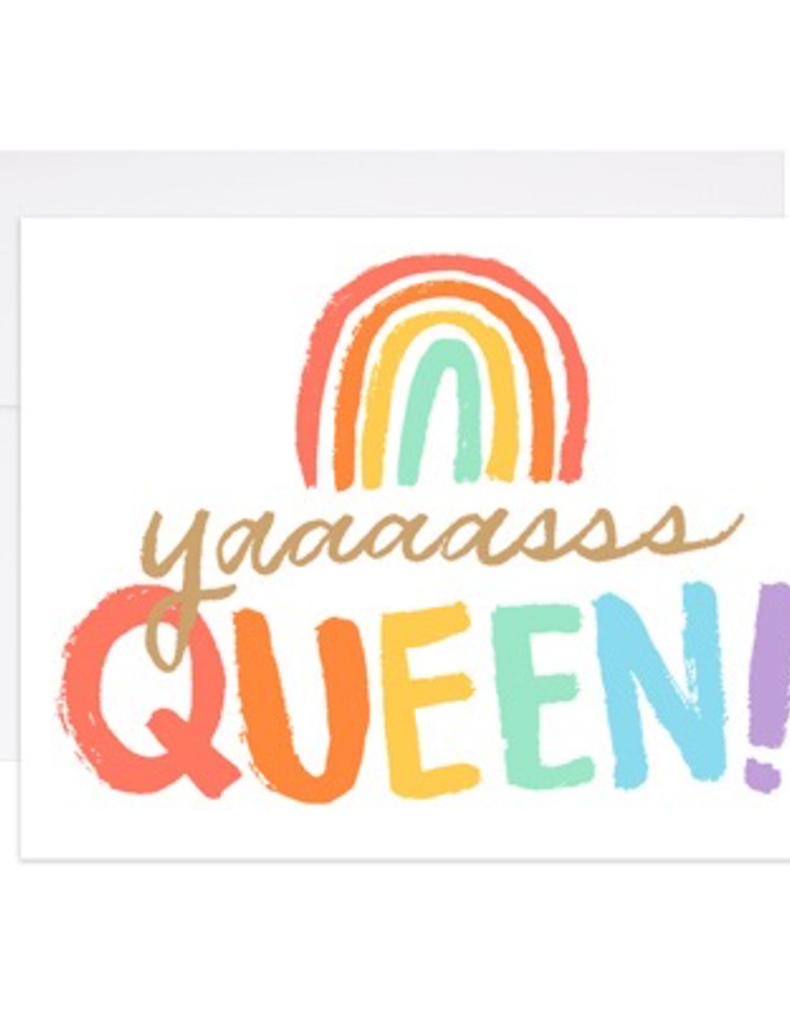 Yas Queen Card