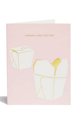 Take Out Card
