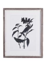 Black & White Bird Silhouette Print - 4 Styles