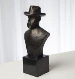 Cowboy Top Hat Sculpture