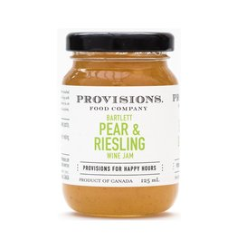 Pear and Riesling Wine Jam