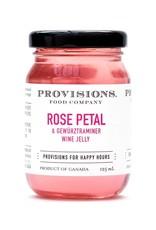 Rose Petal & Gewurztraminer Jelly