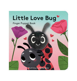 Finger Puppet Little Love Bug Book