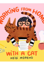Working from Home with a Cat Book