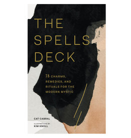 The Spells Deck (cards) Book