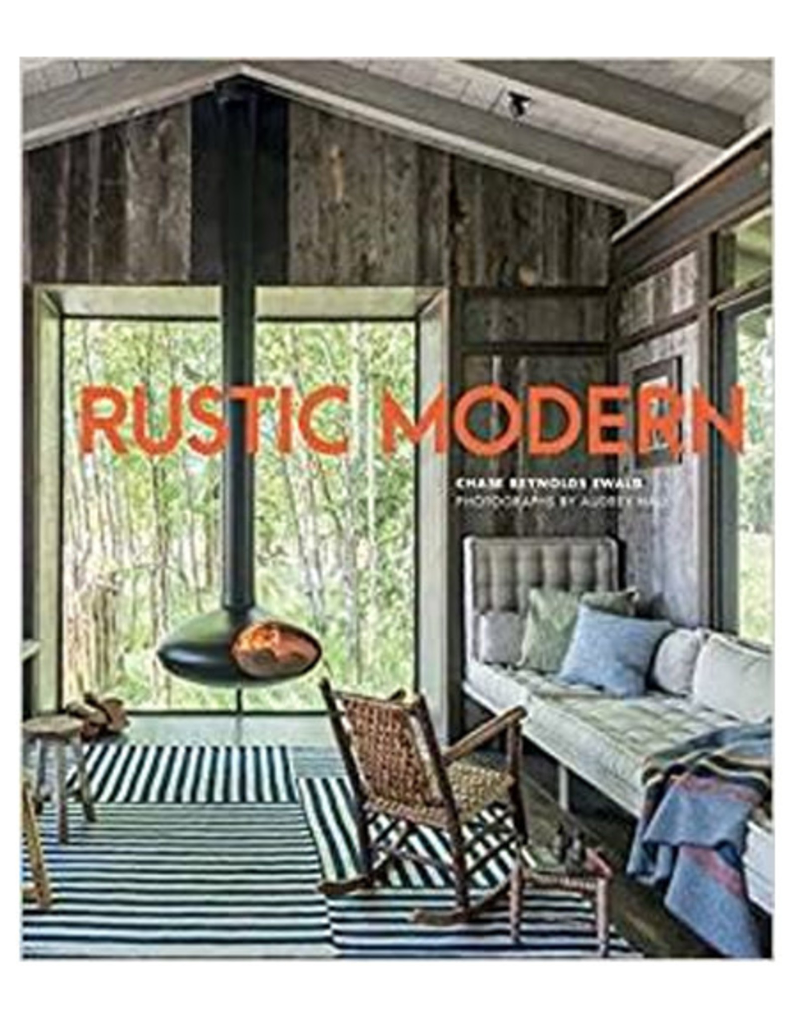 Book, Rustic Modern