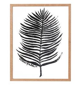 """L9"""" H12"""" Perla Ann Made by Hand Palm Print"""