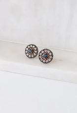 Midnight Odyssey Stud Earrings