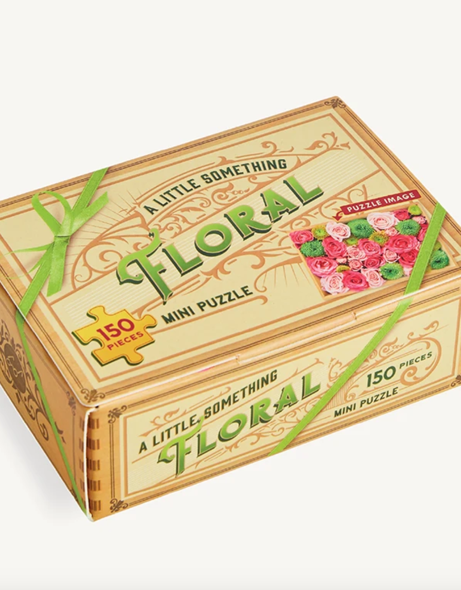 A Little Something Floral Puzzle