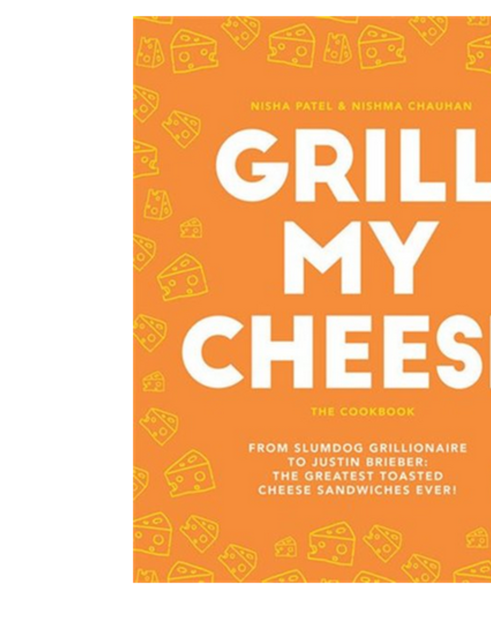 Grill My Cheese Book