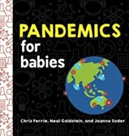 Pandemics for Babies Book