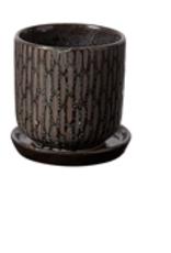 "Kenza Pot 4.75x4.5"""