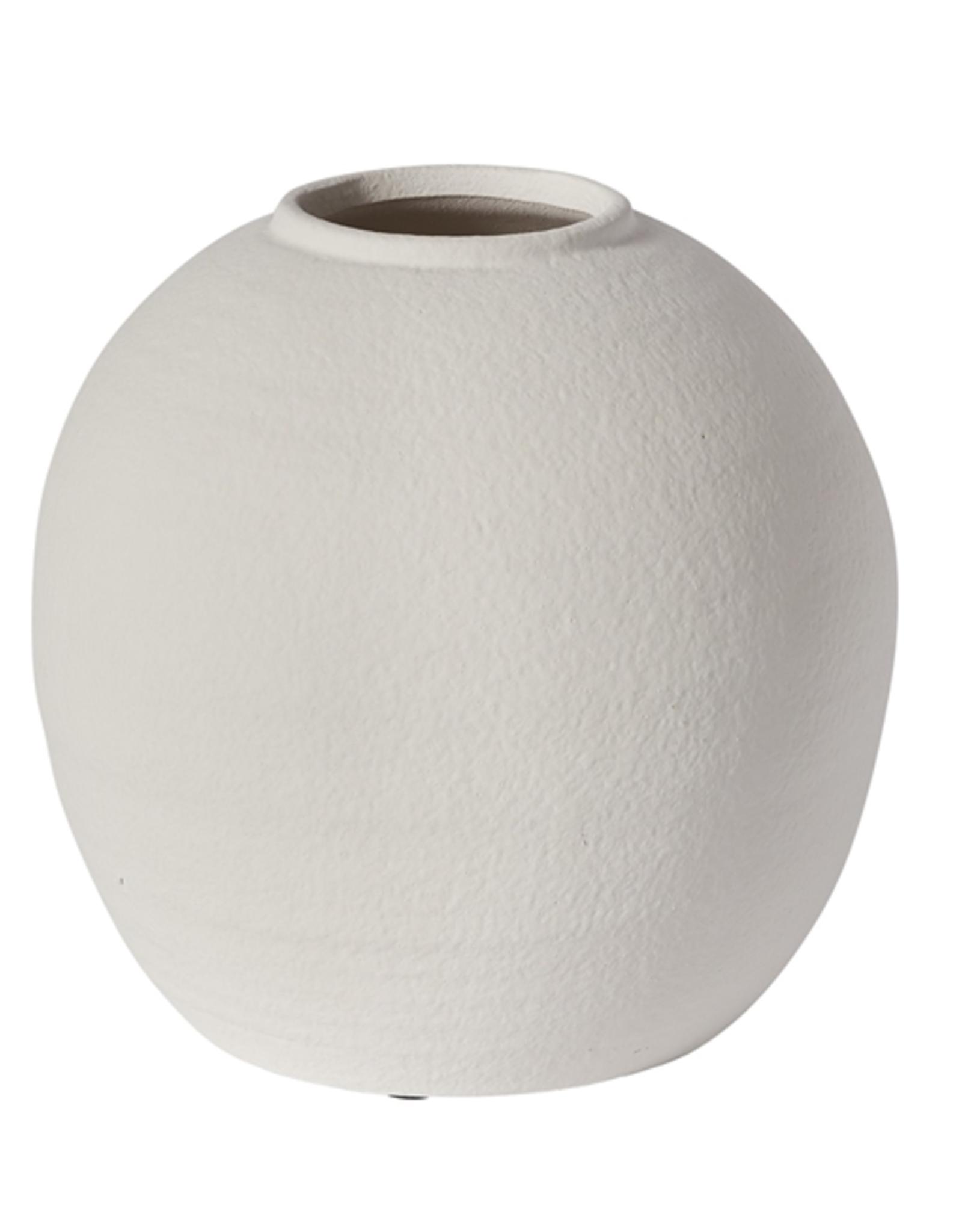 """Konos Vase 11.5x10.75"""""""