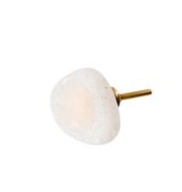 White Quartz Knob