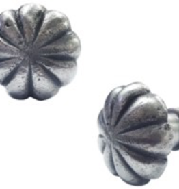 Cast Iron Flower Knob