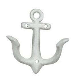White Anchor Hook