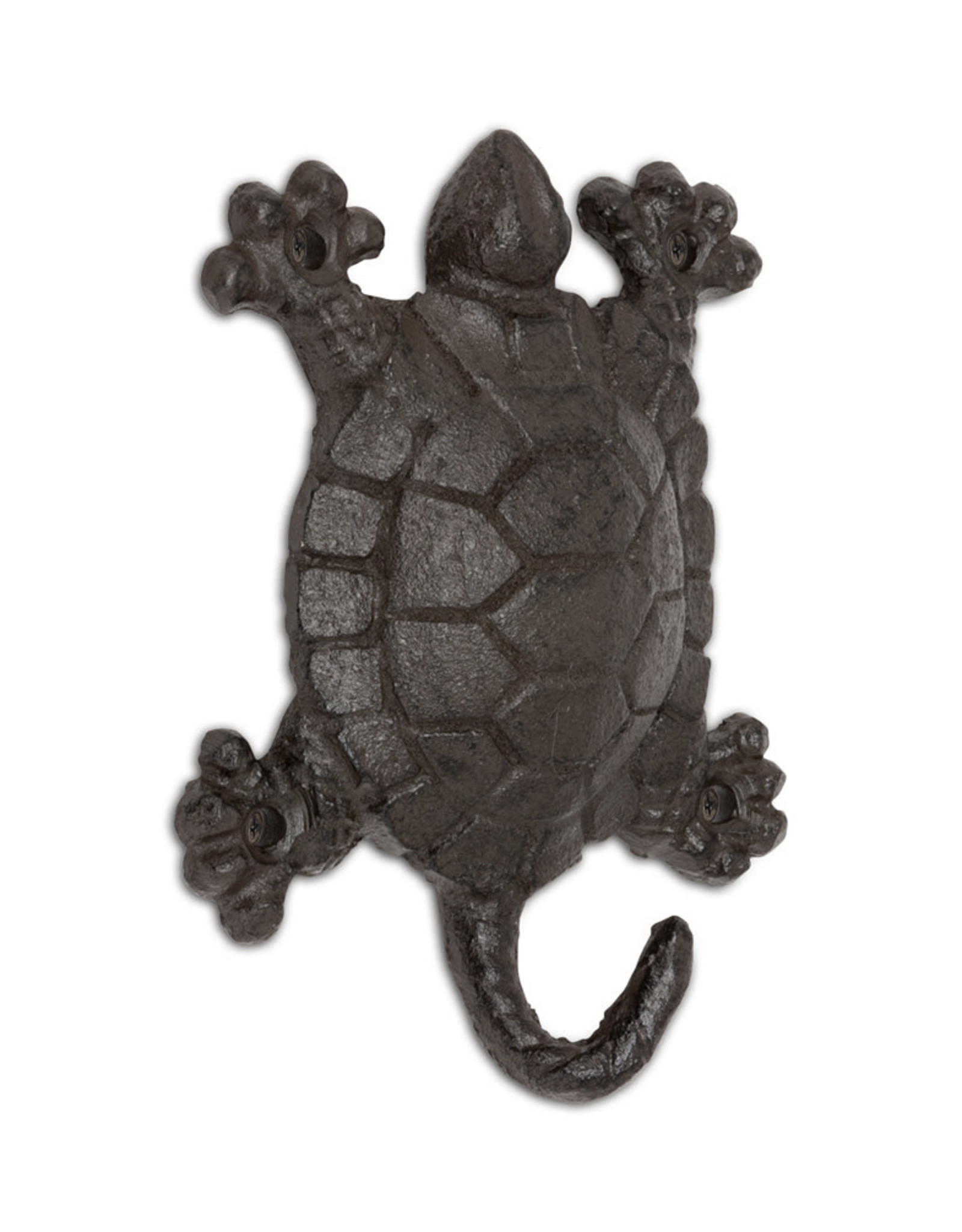 Cast Iron Turtle Hook