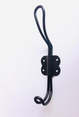 Black Arran Wire Iron Hook