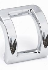 Chrome Contemporary Metal Hook