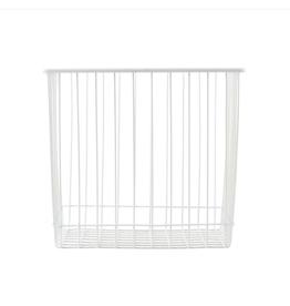 Basket Stack White