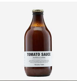 Tomatoe Sauce With Olives & Capers