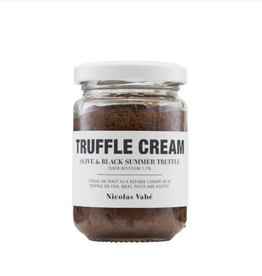Truffle Cream - Olive & Black Summer Truffle