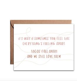 Taco Love Card