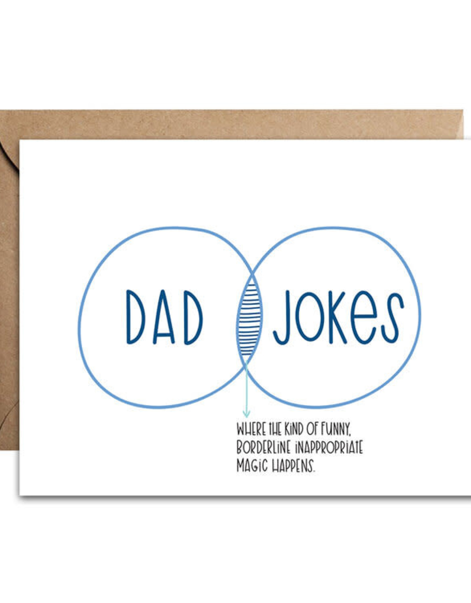 Magic Dad Card