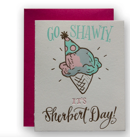Sherbert Day Card